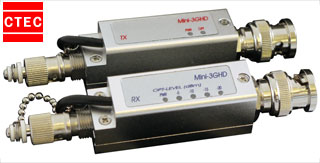Mini 3G HD/SDI Transmitters and Receivers